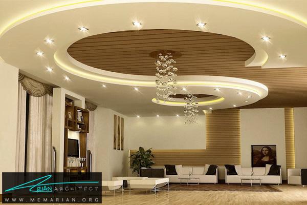سقف کاذب-اصطلاحات معماری