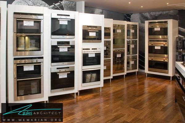 ایده های جذاب و کاربردی برایطراحی دکوراسیون داخلی مغازه لوازم خانگی
