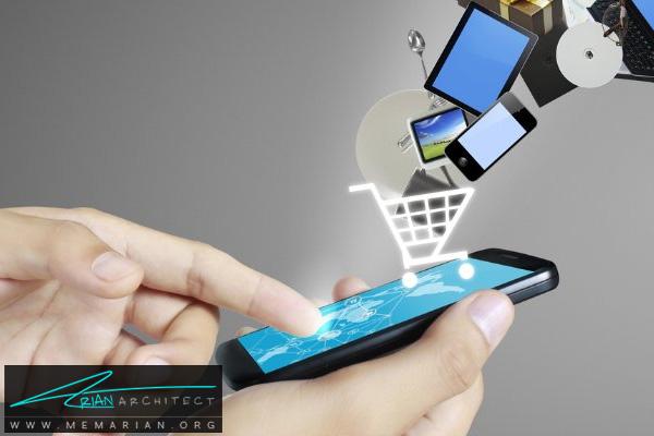 تاثیردکوراسیون موبایل فروشی روی مشتریان