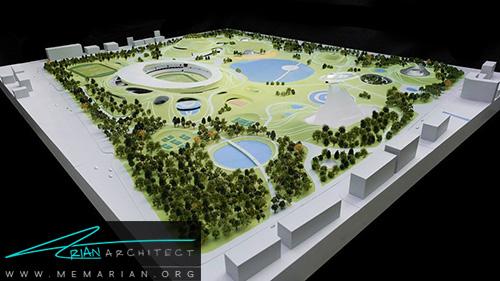 ساخت مجموعه ورزشی پردیس توسط معماران MAD در ژجیانگ چین