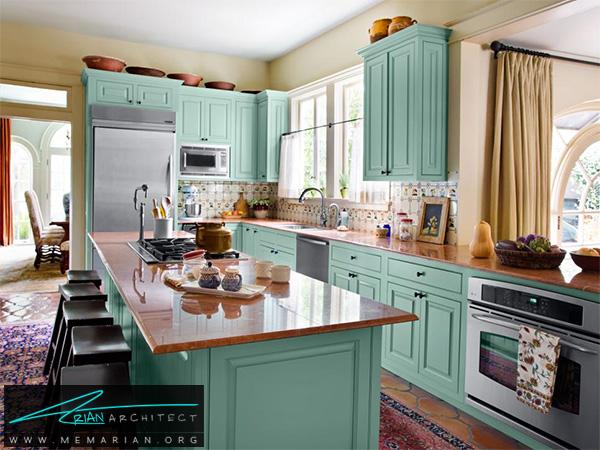 بازسازی مدرندکوراسیون آشپزخانه شیک -دکوراسیون آشپزخانه شیک