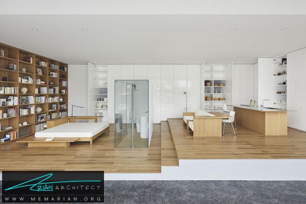 طراحی خانه مینیمالیستی توسط موسسه طراحی هارا (1) -نمایشگاه چشم انداز خانه ها در چین 2018