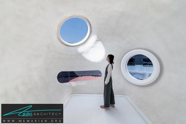خانه ای برای زندگی در خارج زمین (1) -نمایشگاه چشم انداز خانه ها در چین 2018