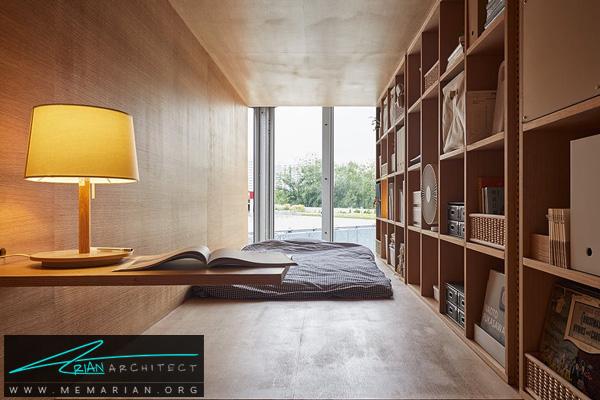 ایده خانه های مشترک برای همه توسط معماران ژاپنی (1) -نمایشگاه چشم انداز خانه ها در چین 2018