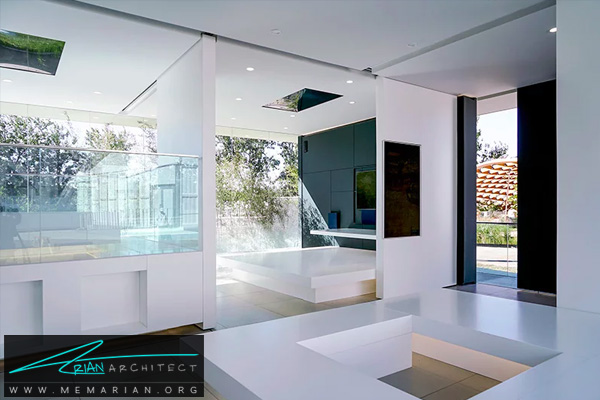 خانه بی نهایت با معماری و طراحی داخلی فوق العاده مدرن (1) -نمایشگاه چشم انداز خانه ها در چین 2018