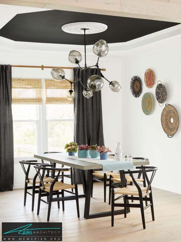 اتاق ناهارخوری-دکوراسیون بخش های مختلف خانه