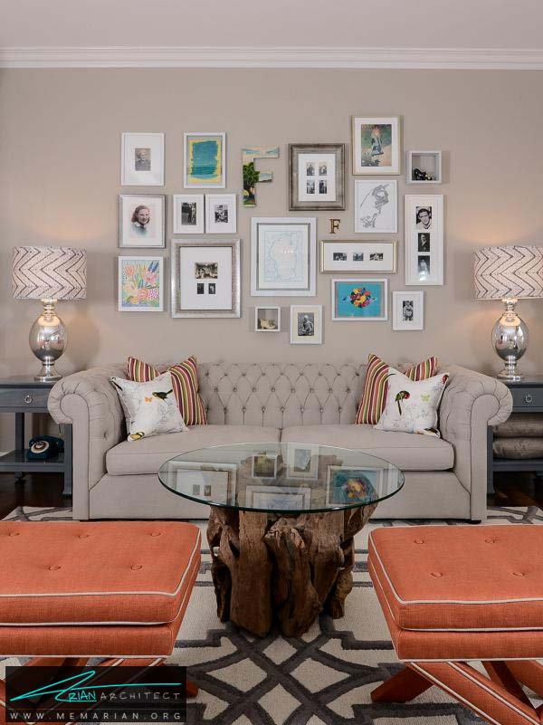 مبلمان چستر فیلد -مبلمان خانگی جدید