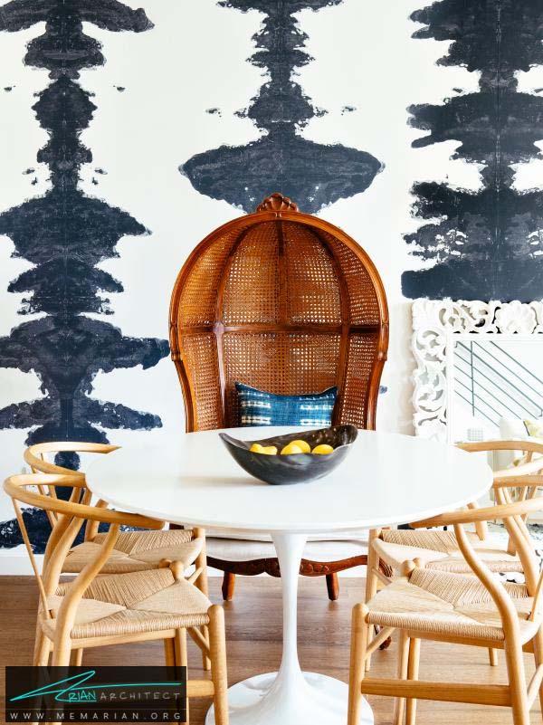 صندلی های کوچک چوبی -مبلمان خانگی جدید