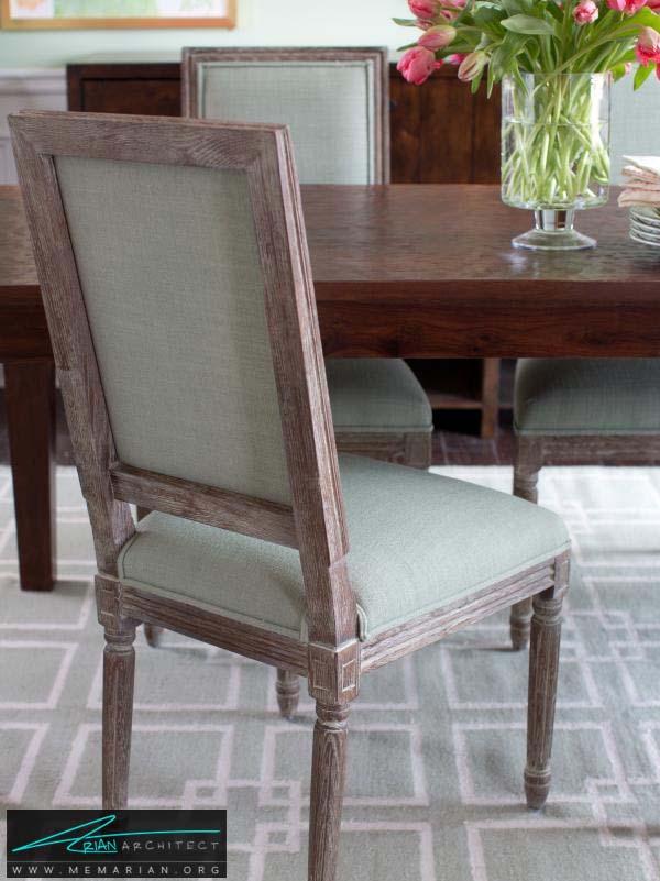 صندلی های ساده غذاخوری -مبلمان خانگی جدید