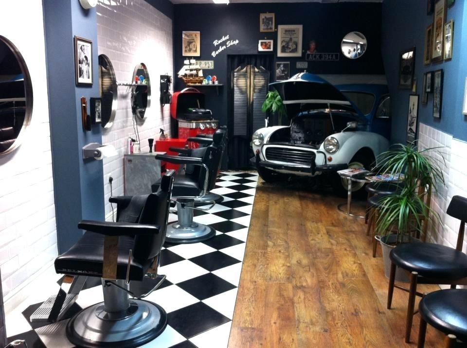 نگاهی به اصول طراحی دکوراسیون آرایشگاه مردانه