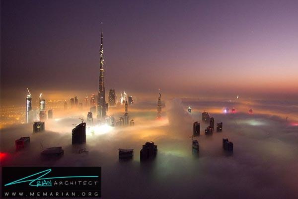 برج خلیفه دبی، بلندترین آسمان خراش دنیا (6)