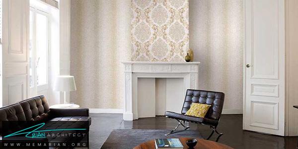 راهنما انتخاب کاغذ دیواری (2) - انتخاب بهترین کاغذ دیواری