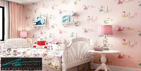راهنما انتخاب کاغذ دیواری (5) - انتخاب بهترین کاغذ دیواری