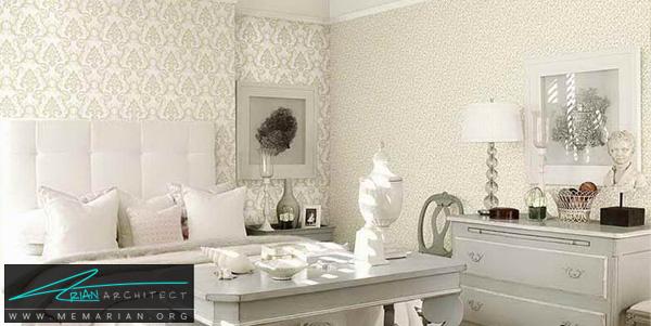 راهنما انتخاب کاغذ دیواری (6) - انتخاب بهترین کاغذ دیواری