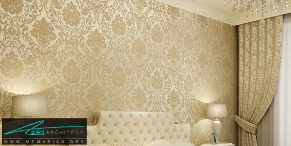 راهنما انتخاب کاغذ دیواری (4) - انتخاب بهترین کاغذ دیواری