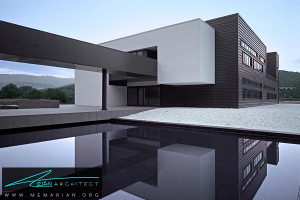 معماری و طراحی دکوراسیون به سبک مینیمال -سبک های مختلف معماری