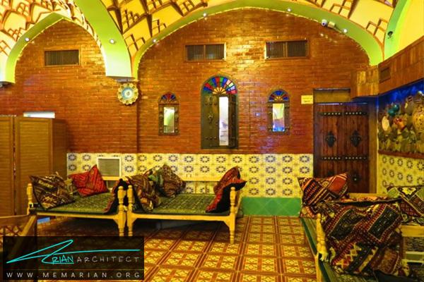 دکوراسیون داخلی سفره خانه سنتی (3) - طراحی داخلی سفره خانه