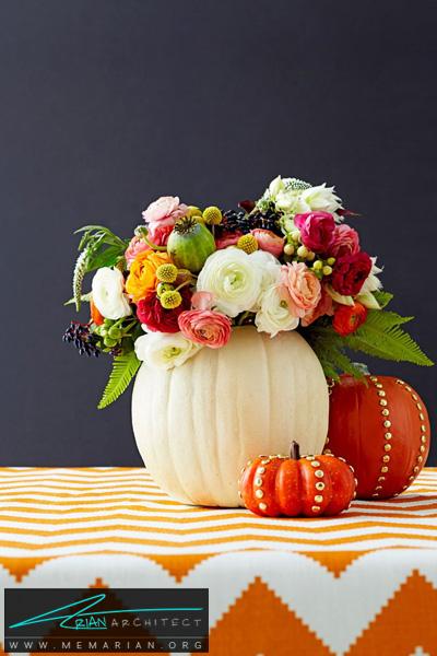 گلدان های هالووینی -دکوراسیون هالووین