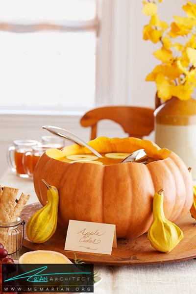 ظرف غذای هالووین -دکوراسیون هالووین