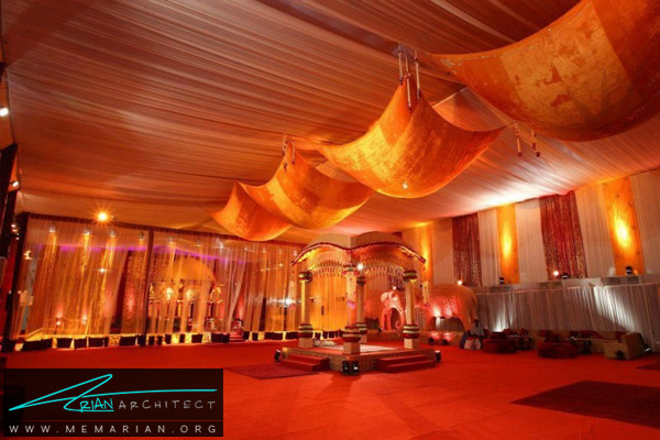معماری و دکوراسیون سبک هندی (5)