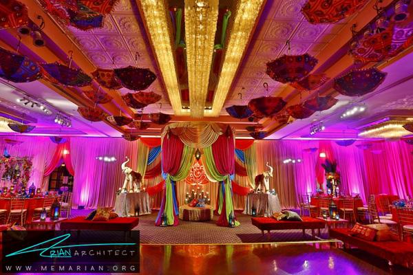 معماری و دکوراسیون سبک هندی (4)