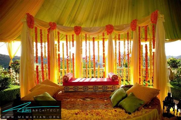 معماری و دکوراسیون سبک هندی (3)