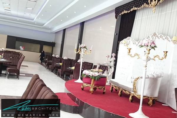 معماری و طراحی داخلی تالار پذیرایی (1)