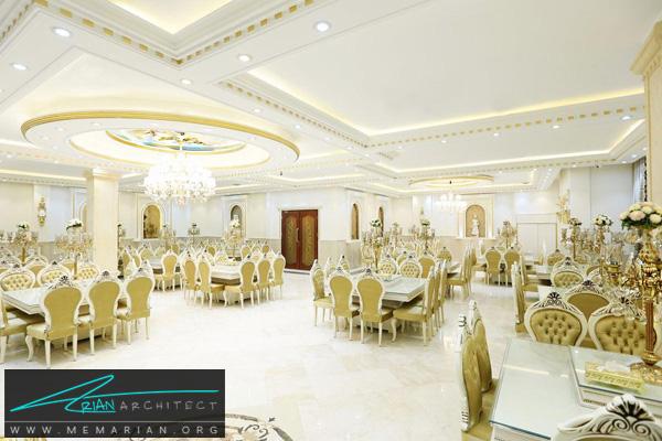 معماری و طراحی داخلی تالار پذیرایی (9)