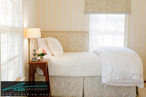 گوشه نرم و گرم در اتاق خواب کوچک شما-دکوراسیون اتاق خواب کوچک