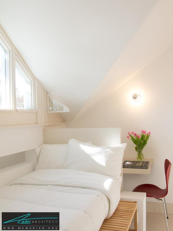 فضاهای چند منظوره-دکوراسیون اتاق خواب کوچک