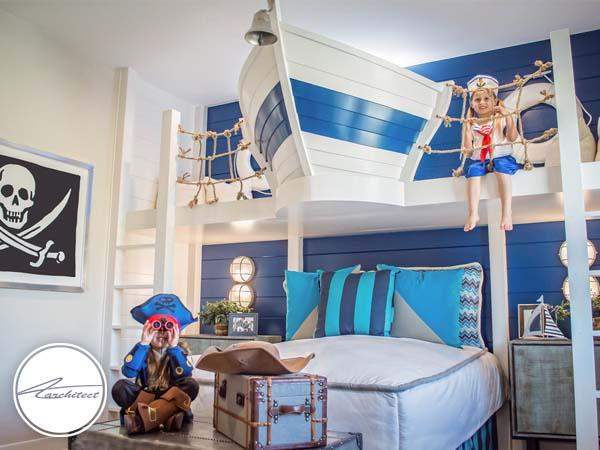 دکوراسیون داخلی اتاق خواب کودک و نوجوان (20) - تزئین دکوراسیون اتاق کودک
