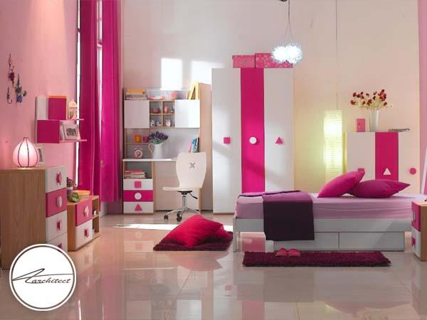 دکوراسیون داخلی اتاق خواب کودک و نوجوان (10) - تزئین دکوراسیون اتاق کودک