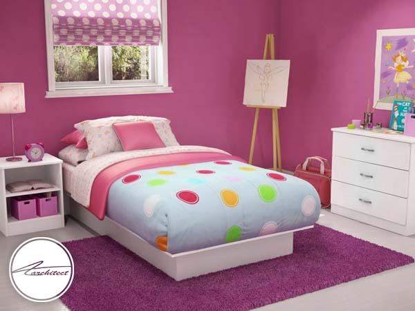 دکوراسیون داخلی اتاق خواب کودک و نوجوان (9) - تزئین دکوراسیون اتاق کودک