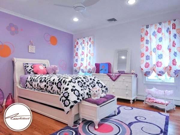 دکوراسیون داخلی اتاق خواب کودک و نوجوان (7) - تزئین دکوراسیون اتاق کودک