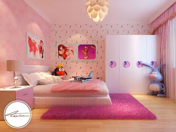 دکوراسیون داخلی اتاق خواب کودک و نوجوان (6) - تزئین دکوراسیون اتاق کودک
