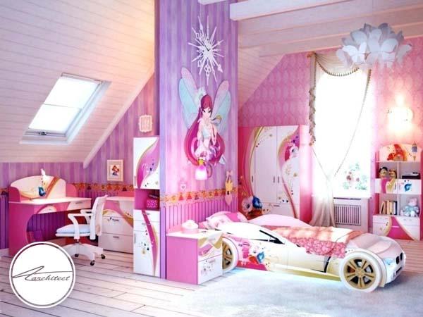 دکوراسیون داخلی اتاق خواب کودک و نوجوان (2) - تزئین دکوراسیون اتاق کودک