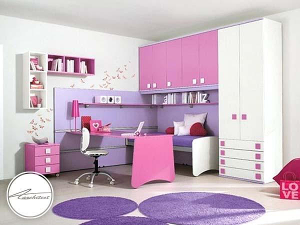 دکوراسیون داخلی اتاق خواب کودک و نوجوان (1) - تزئین دکوراسیون اتاق کودک