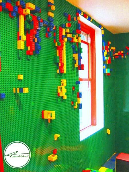 دیوارهای سرگرم کننده برایتزئین دکوراسیون اتاق کودک-تزئین دکوراسیون اتاق کودک