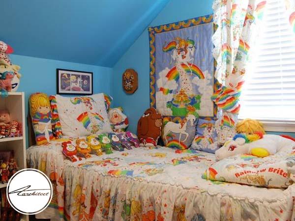 دکوراسیون داخلی اتاق خواب کودک و نوجوان (13) - تزئین دکوراسیون اتاق کودک