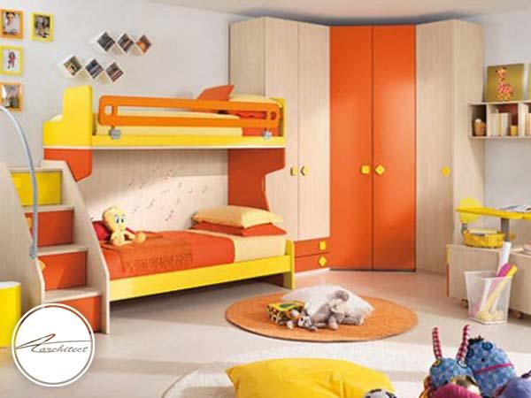 دکوراسیون داخلی اتاق خواب کودک و نوجوان (12) - تزئین دکوراسیون اتاق کودک