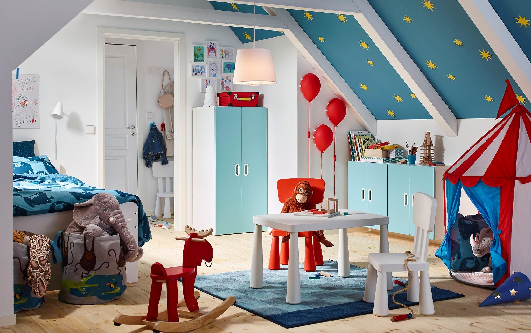 8 ایده برای تزئین دکوراسیون اتاق کودک