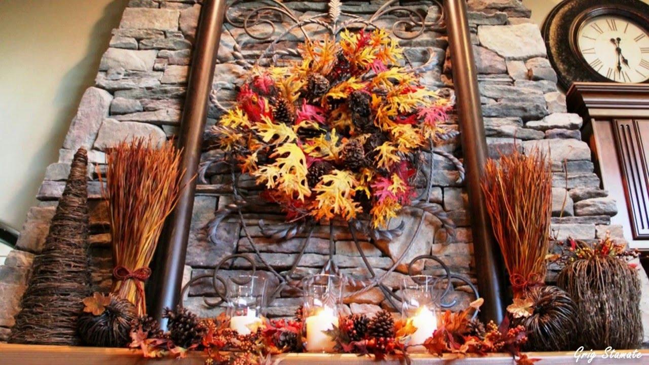 5 دکوراسیون گرم و دل نشین با استفاده از رنگ های پاییزی