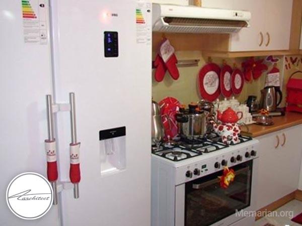 مدل جدید دکوراسیون آشپزخانه ایرانی (12)