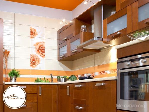 کابینت ظرفشویی در دکوراسیون آشپزخانه ایرانی
