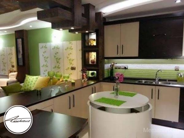 مدل جدید دکوراسیون آشپزخانه ایرانی (9)