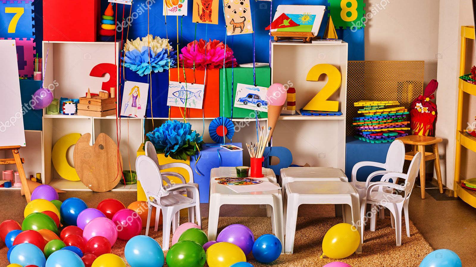 15 ایده جهت ایجاد فضایی شاد در اتاق کودکان