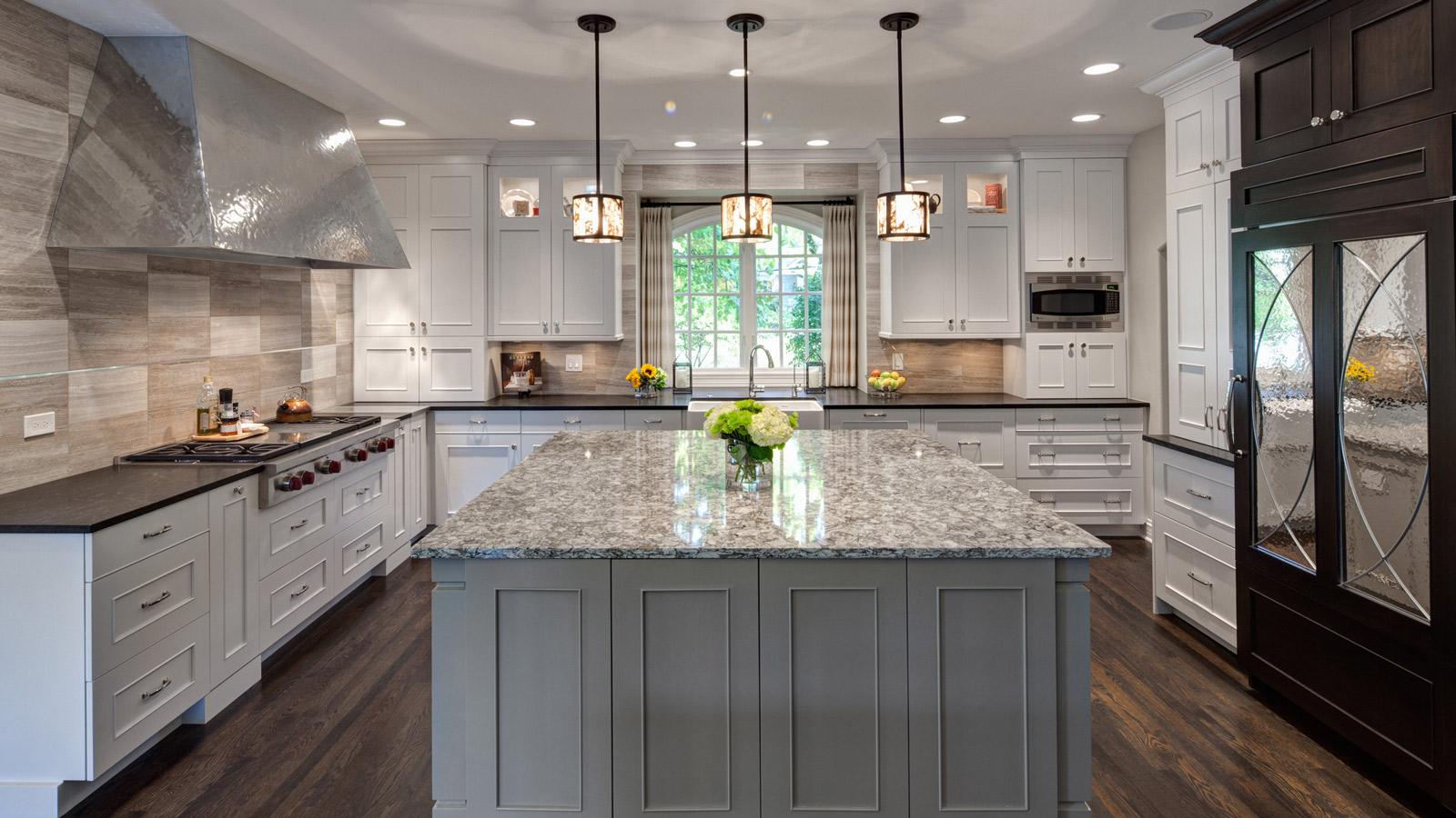 بررسی 17 ترکیب رنگ مدرن برای دکوراسیون آشپزخانه