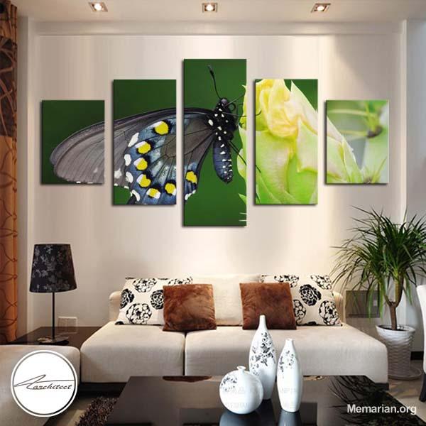 مدل های جدید تابلو نقاشی و تابلو عکس در خانه (4)