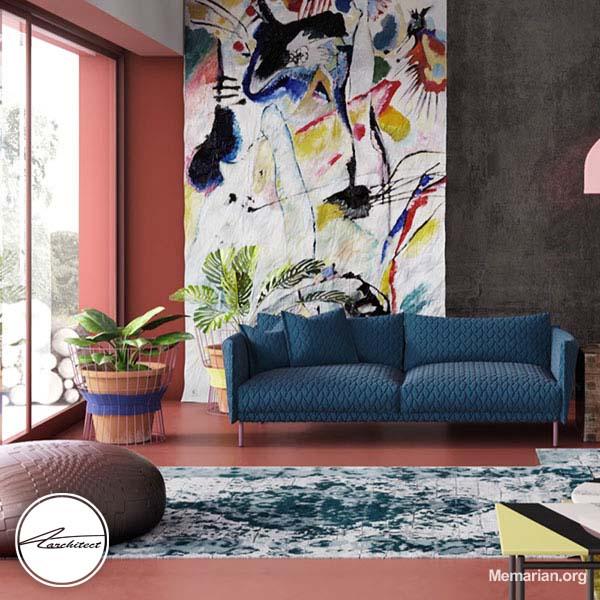 مدل های جدید تابلو نقاشی و تابلو عکس در خانه (1)