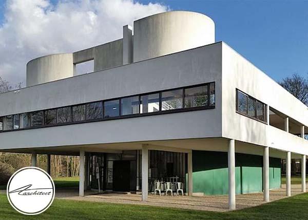 لو کوربوزیه-برترین معماران جهان